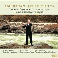 American Reflections CD cover image
