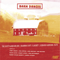 Barn Dances CD image