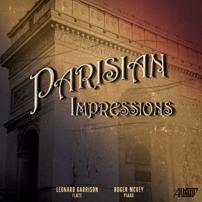 Parisian Impressions CD image