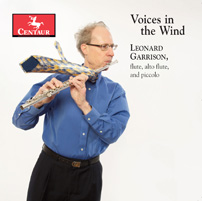 Voices in the Wind CD cover image